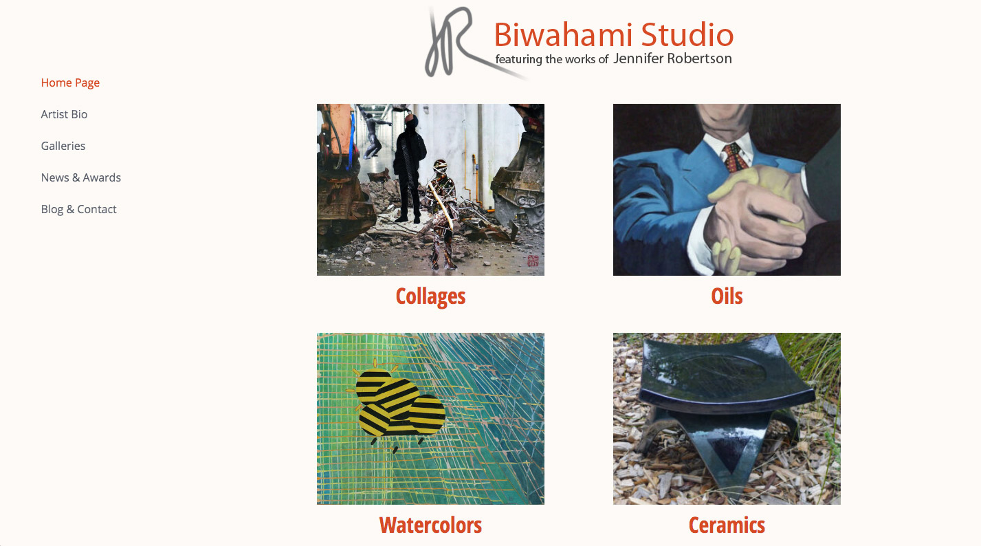 affordable web design biwahami studio